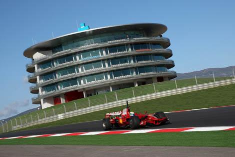 Circuito Algarve : Há contactos mas fórmula no autódromo do algarve «é uma não