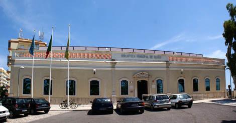 Biblioteca de Olhão