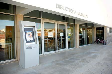 Biblioteca de albufeira