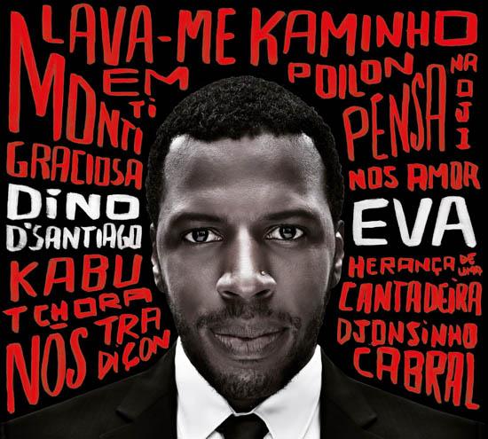 Capa Eva Dino Santiago