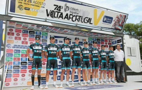 experience in professional cycling leading to cycling coaching.