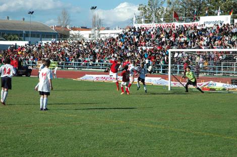 Complexo Desportivo de VRSA_Futebol juvenil