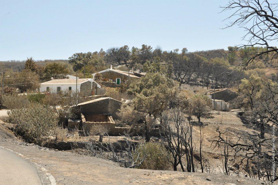 Desertificação da Serra do Caldeirão