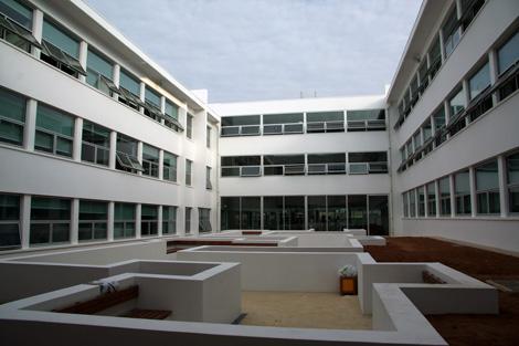 visita à escola Júlio Dantas