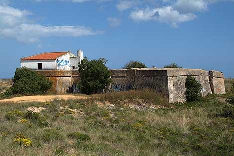 Forte de São Roque ou Meia Praia