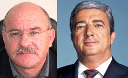 Francisco Amaral e José Estevens
