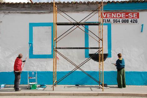 Grafitti Bamby e Maria João 1