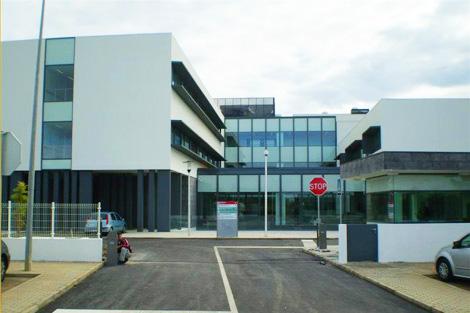 Hospital Particular do Algarve em Gambelas