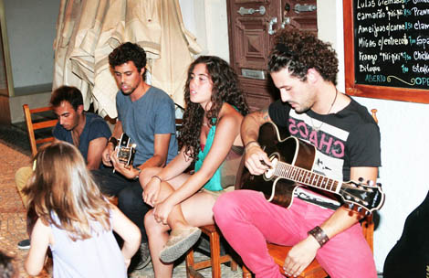 Música na Rota do Petisco - André Mota
