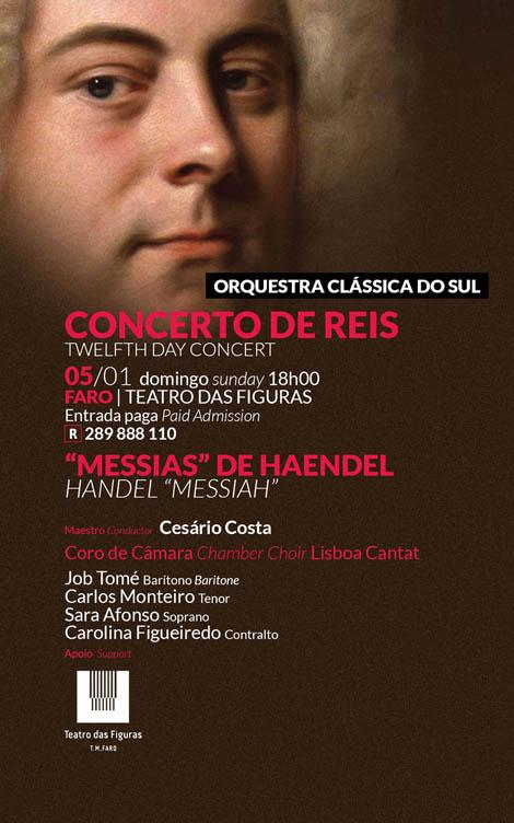 «Messias» de Haendel em Concerto de Reis da Orquestra ...