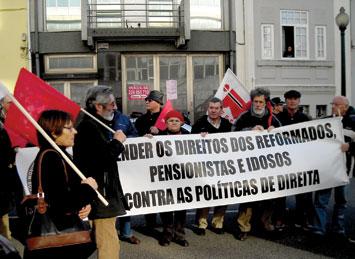 Movimento Unitário de Reformados Pensionistas e Idosos
