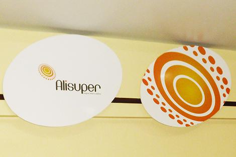 Nova imagem da Alisuper