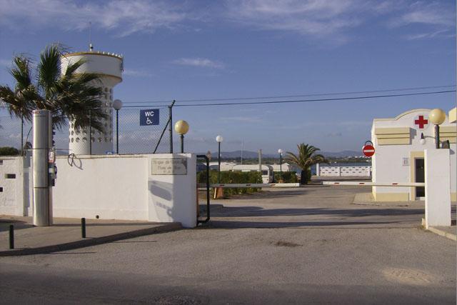 Parque de Campismo da Praia de Faro