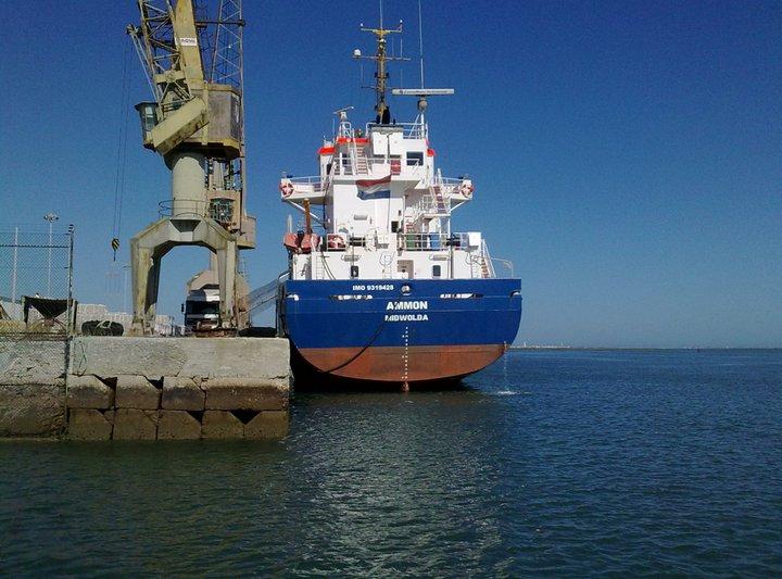 Porto Comercial de Faro