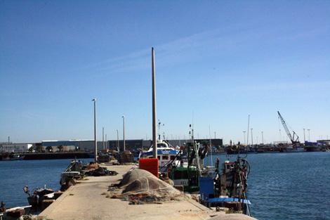 Porto Pesca Olhão
