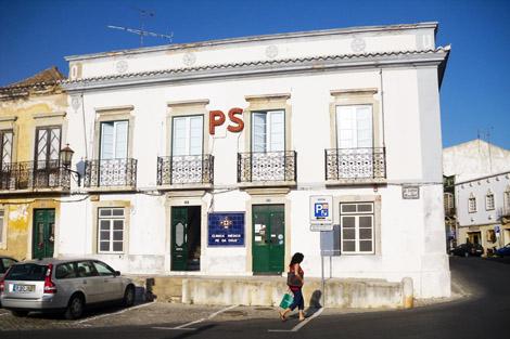 Sede do PS Algarve em Faro
