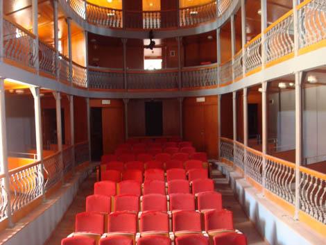 Teatro Mascarenhas Gregório