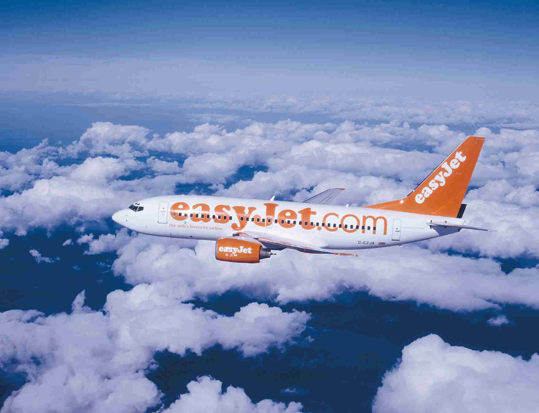 EasyJet lança duas rotas para Faro