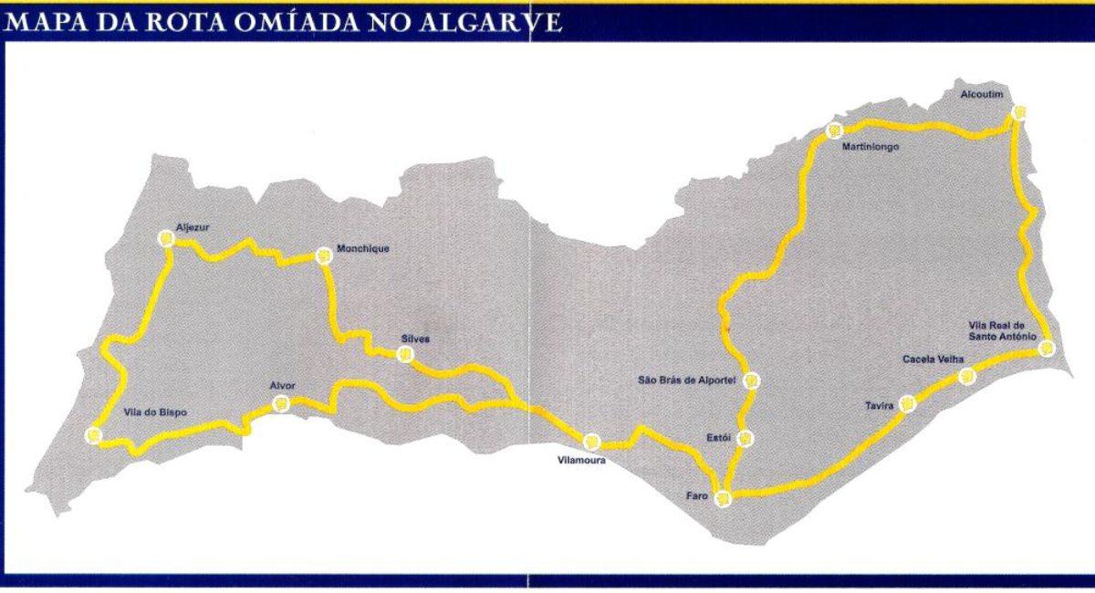 Regiao De Turismo Do Algarve Revela Legado Omiada Em Vila Do Bispo