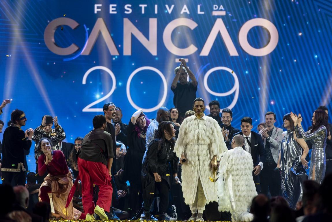 Apostas festival da cancao 2019