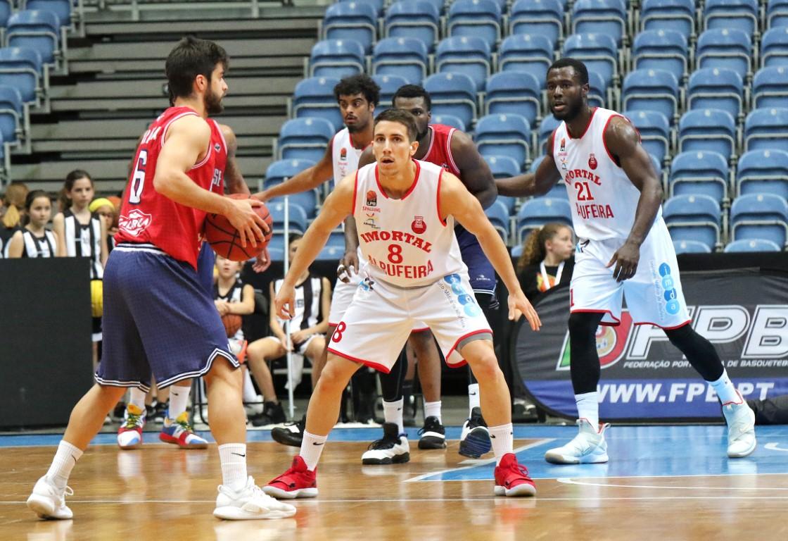 Taca portugal basquetebol