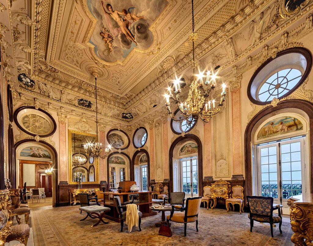 Pousada Palácio de Estoi abre renovada